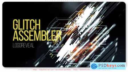 Glitch Assembler Logo 33289395
