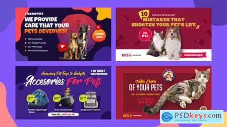 Pets Shop and Care Slideshow 32574226