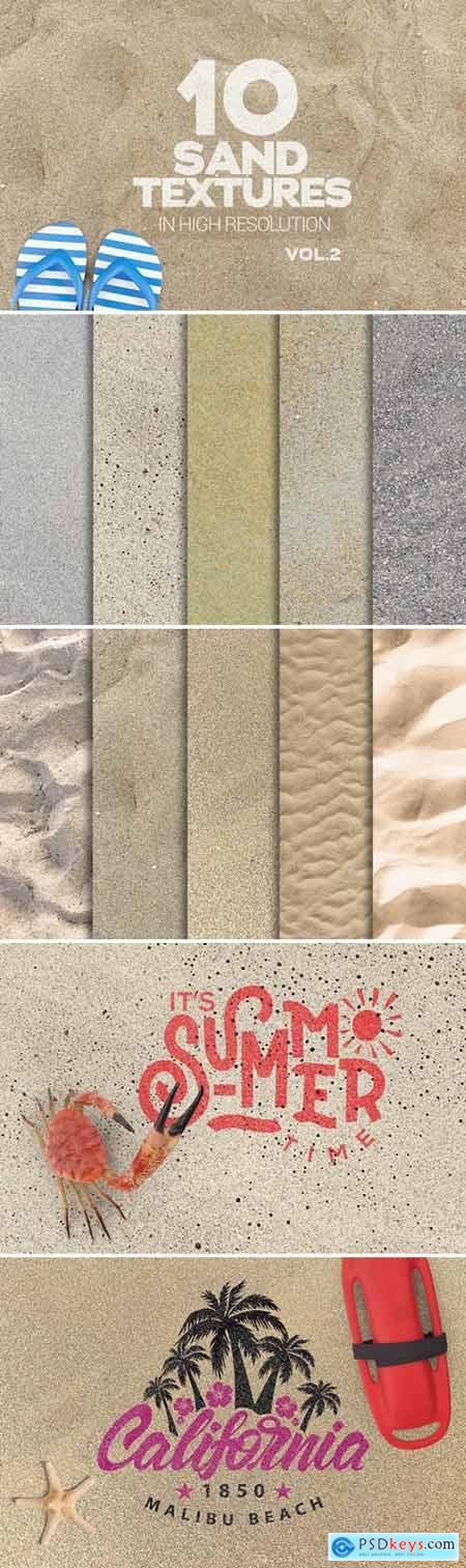 Sand Textures x10 Vol.2