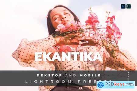Ekantika Desktop and Mobile Lightroom Preset