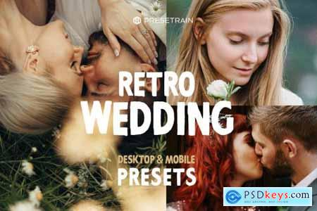 Retro Wedding Lightroom Presets 6156388