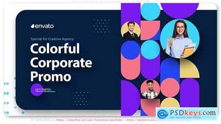 Colorful Corporate Promo 33306240