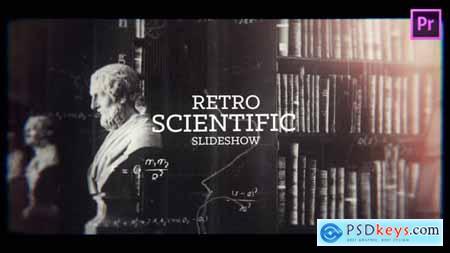Retro Science Slideshow for Premiere Pro 33292927