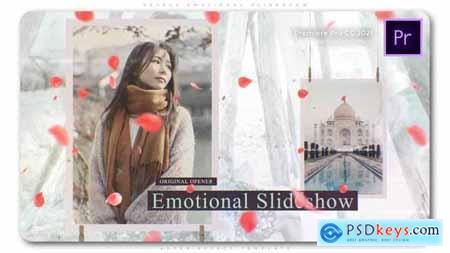 Petals Emotional Slideshow 33297576