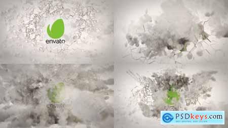 Ground Destruction Logo Reveal 33323067