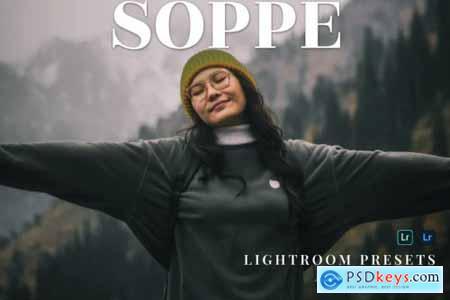 Soppe Mobile and Desktop Lightroom Presets