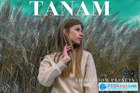 Tanam Mobile and Desktop Lightroom Presets