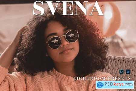 Svena Mobile and Desktop Lightroom Presets