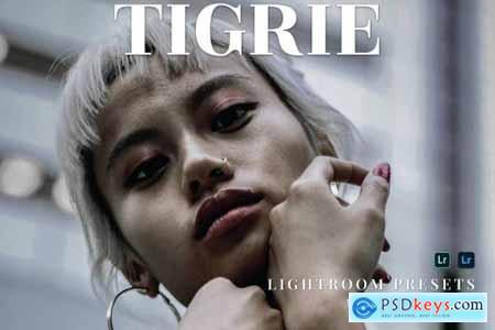 Tigrie Mobile and Desktop Lightroom Presets