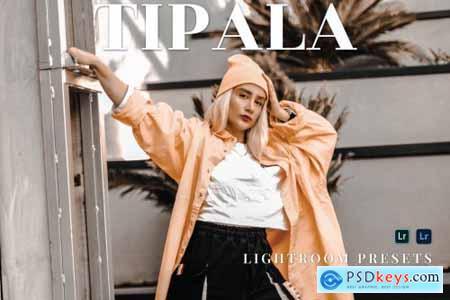 Tipala Mobile and Desktop Lightroom Presets