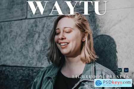 Waytu Mobile and Desktop Lightroom Presets