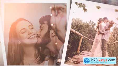 Romantic Story Slideshow for DaVinci Resolve 33338986