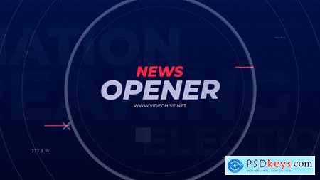 News Opener 33344464