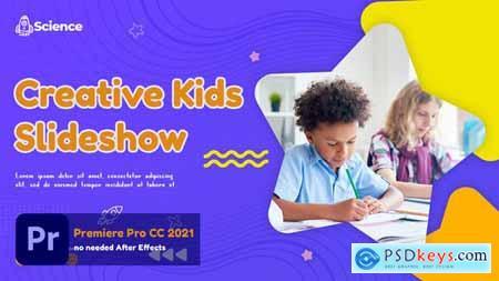 Creative Kids Promo Slideshow 33211892