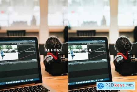 Vlogger Pack Video LUTs Vol.26