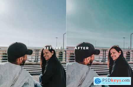 Vlogger Pack Video LUTs Vol.25