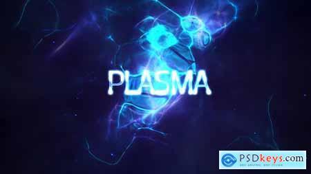 Power Light Plasma Titles 4K 19439243
