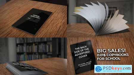 Copybook Journal Book Seller 33465752