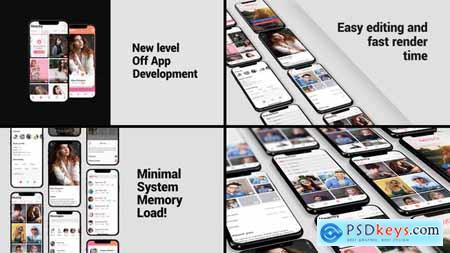 Minimalistic App Promo 28775688