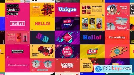Big Typography Titles Pack 24830349