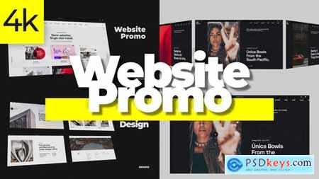 Stylish Website Promo 4K 29304119