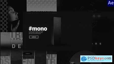 Monochrome Unique Typography 33461504
