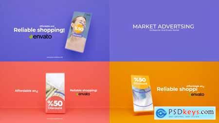 Mobile Market Promotion 32338686