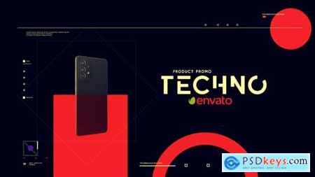 Techno Product Promo 33268138