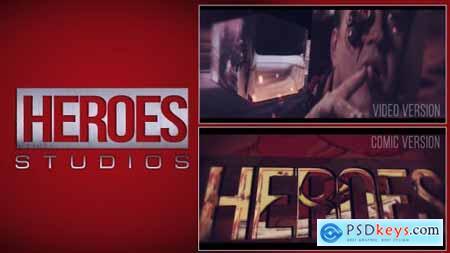 Heroes Logo 19434036