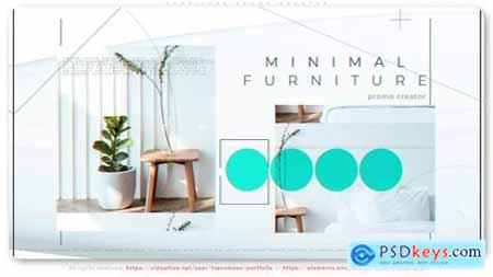 Furniture Promo Creator 33542934