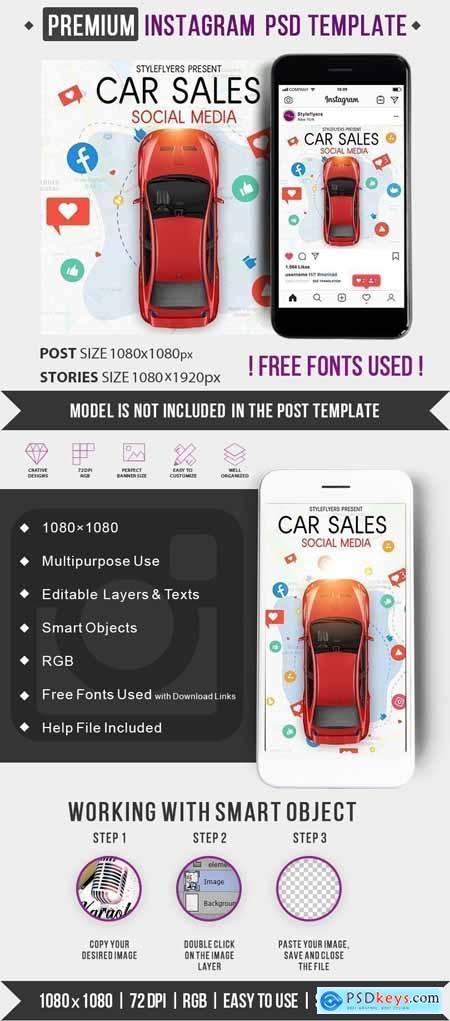 Car Sales Social Media