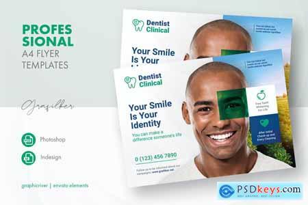 Dental Flyer Templates 30298798