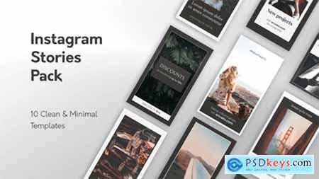 Minimal Instagram Stories For Premiere Pro 33559106