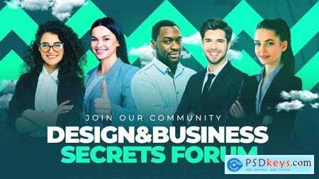 Business Event Promo 33597812