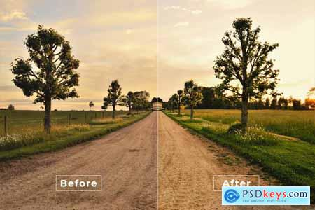 Bangset Cinematic Pack 67 Video LUTs LWUYW8A
