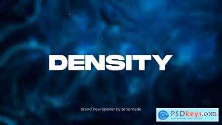 Density Abstract Opener for Premiere 33602753