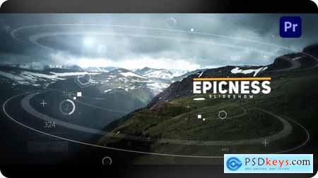 Cinematic Slideshow For Premiere Pro 33587544