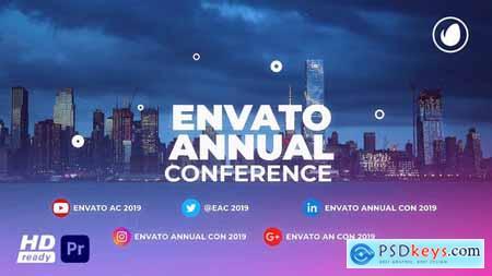 Event Promo Conference for Premiere Pro 33609730