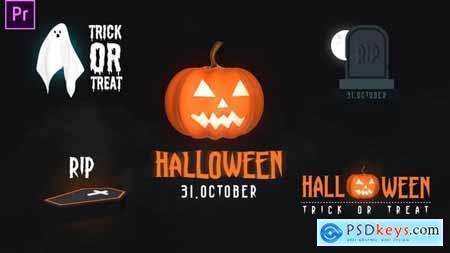 Halloween Spooky Titles 33590334