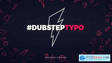 Dubstep Typography Opener Premiere Pro 33597984