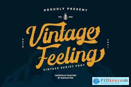 Vintage Feeling