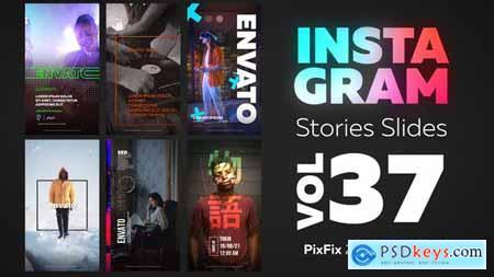 Instagram Stories Slides Vol. 37 33681838