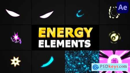 Energy Elements - After Effects 33670162