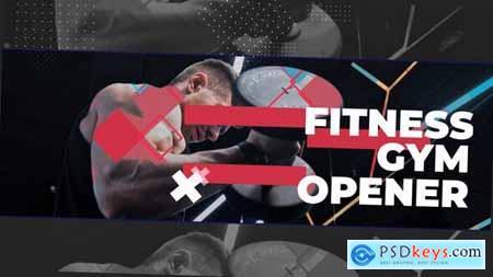 Fitness Gym Promo 33635064
