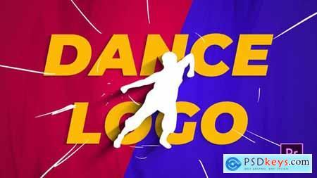 Dance Logo Intro 33632509