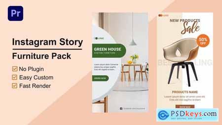 Furniture Instagram Story Mogrt 09 33635617