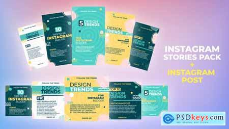 Stylish Title Stories Pack 33694425