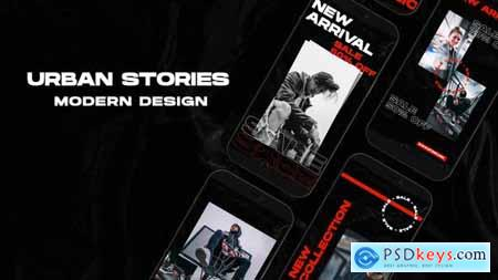 Urban Stories - After Effects 33704601