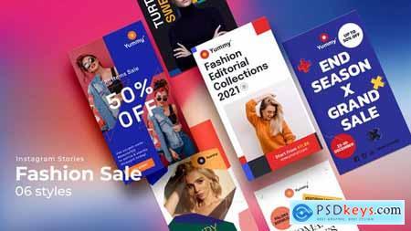 Fashion Sale Instagram Stories 33701556