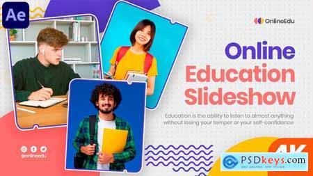 Online Education Slideshow 33694663